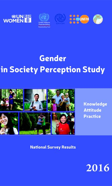 Gender in society perception study